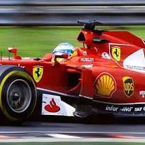 Ferrari e gli Sponsor