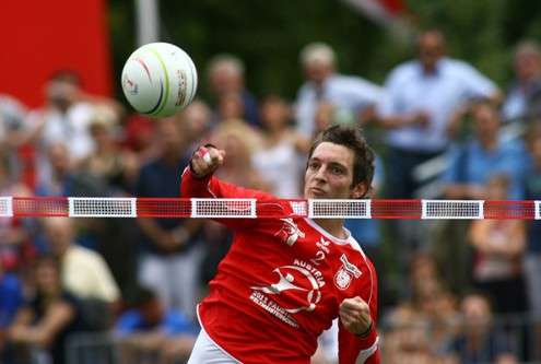 Faustball è uno sport alla ricerca di Sponsor