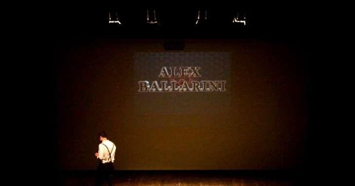 Alex Ballarini: The Mentalist show