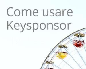Come usare keysponsor per trovare sponsor