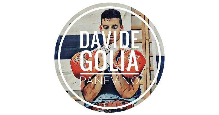 Brand Davide Golia Panevino - Girevik
