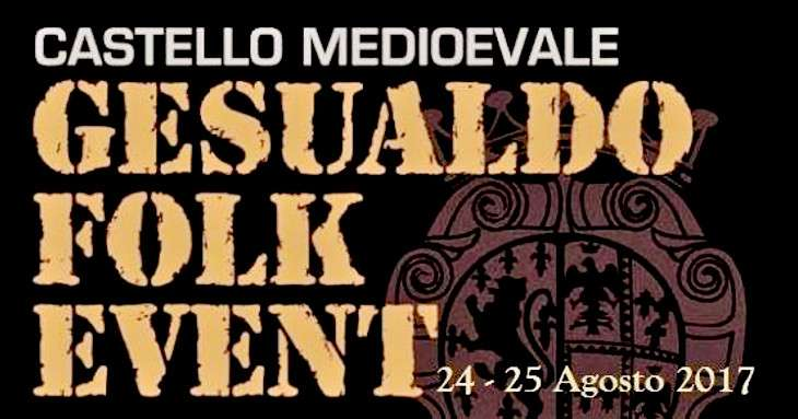 Gesualdo FolkEvent 2017