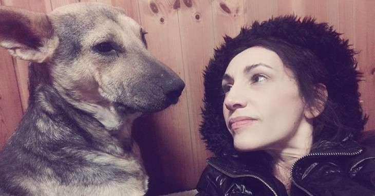 I cani di Maria Giammona - Volontaria