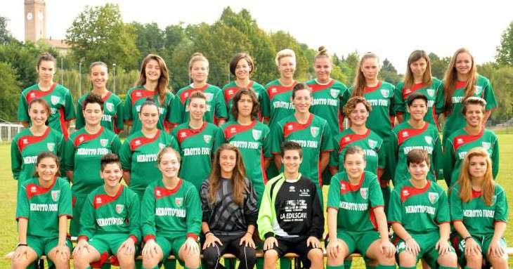 Union Villanova - Squadra Calcio Femminile