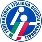 Logo Federazione Italiana Giuco Handball - pallamano