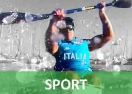 Andrea-Di-Liberto e il suo kayak cercano sponsor