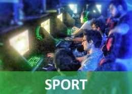 Cyberground Gaming - Palermo