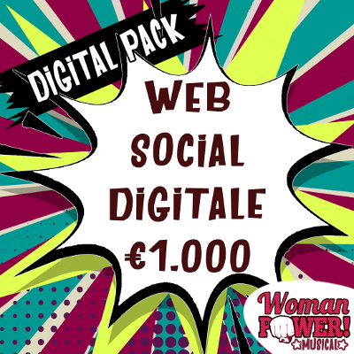 Woman Power il Musical - Pack Digital