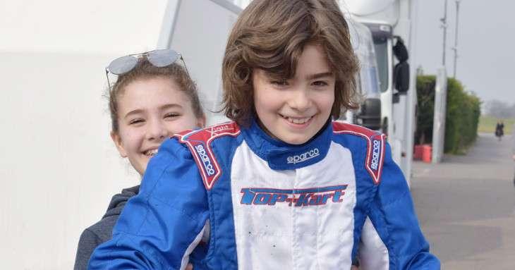 Davide Marconato - Go-Kart