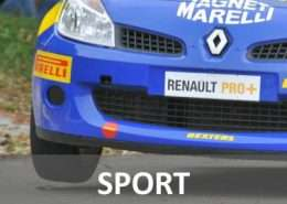 Rally - Alessandro Mason - Scuderia Dexters Team