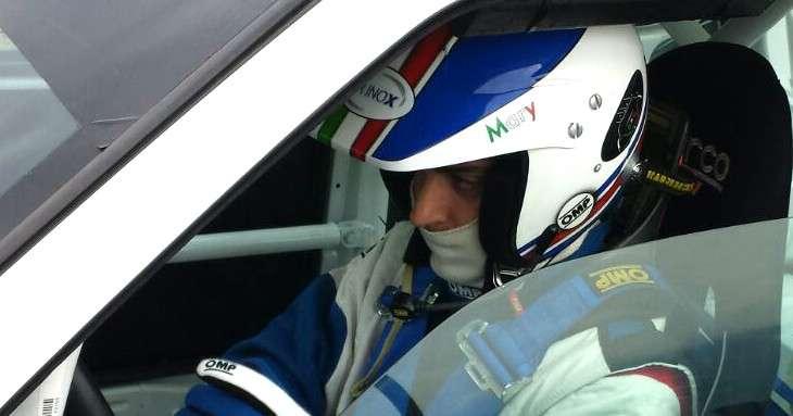 Emanulele Lodovichi Pilota di Rally