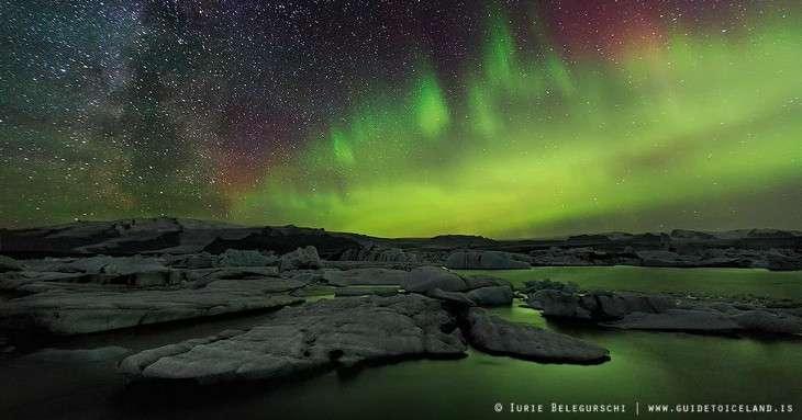 Spedizione per Aurora Boreale