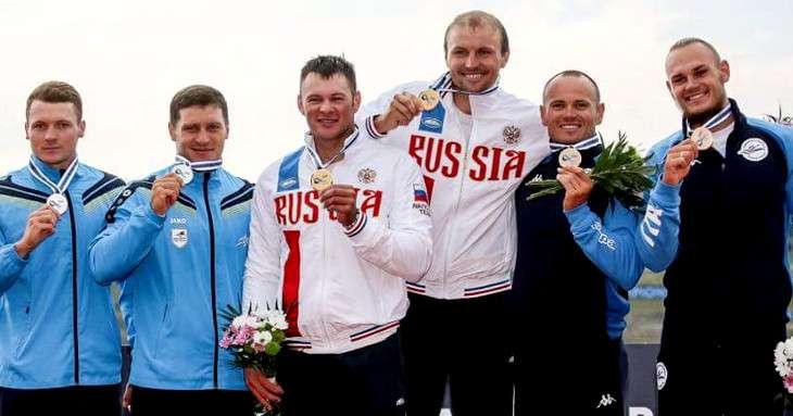 Nicolae Craciun e Sergiu Craciun sul podio mondiale