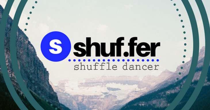 Francesco Ferrazzano - Shuf.fer - Shuffle Dancer