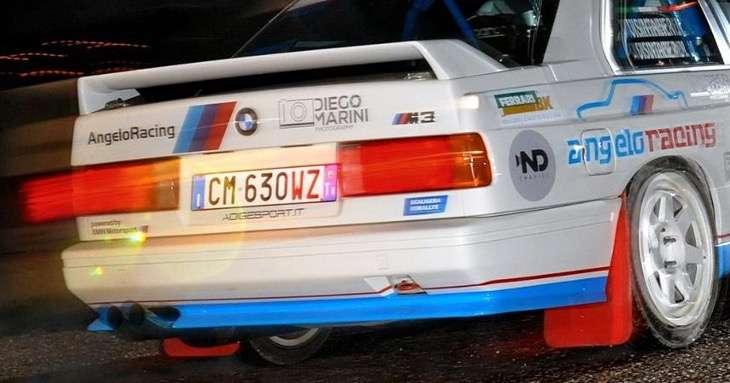 AngeloRacing Monza Rally Show
