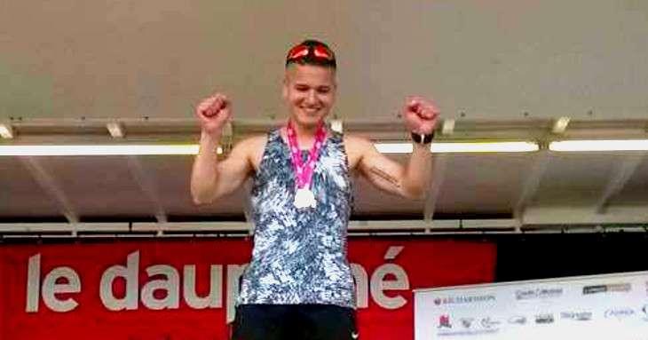 Matteo Restani: maratoneta e testimonial