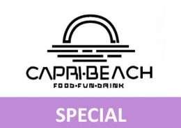 Capri Beach offre spazi pubblicitari