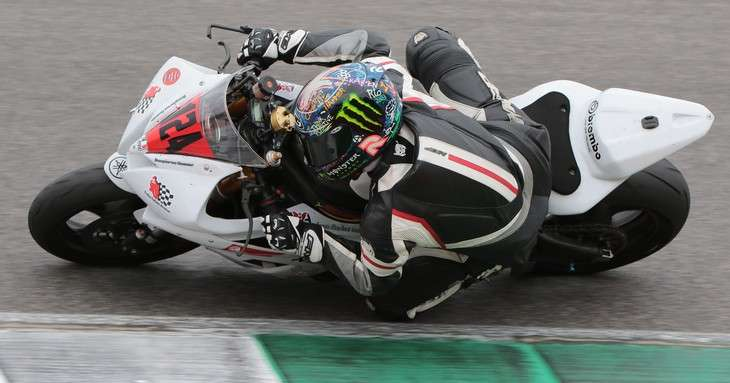 Santino Puglisi, motociclista, cerca Sponsor