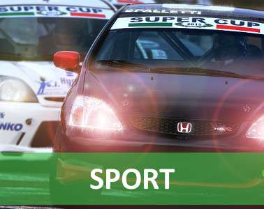 Campionato Turismo - Andrea Spalletti