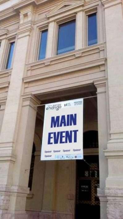 Sponsor - Banner Terni - Tributo Sergio Endrigo - Città di Terni