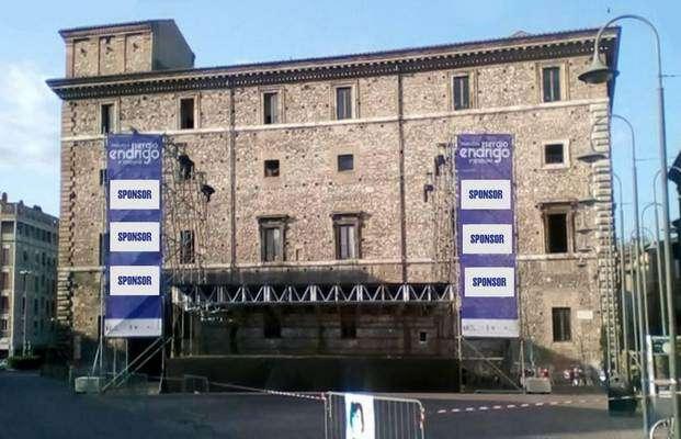 Sponsor - Banner Palco - Tributo Sergio Endrigo - Città di Terni