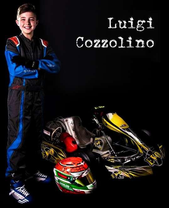 Luigi Cozzolino - Kart