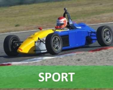 Formula Junior - Lorenzo Tocci