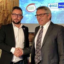 La ProLoco di Ardesio stringe un accordo con BCC di bergamo