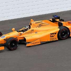 McLaren alla Indy 500