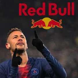 Neymar & redbull