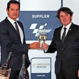 Prosecco DOC Treviso Sponsor della MotoGP