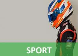 Davide Marconato ricerca sponsor per il suo Go-Kart
