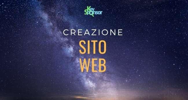 Un sito web per la tua ricerca di sponsor