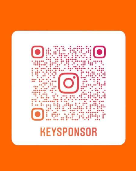 KeySponsor QR Instagram